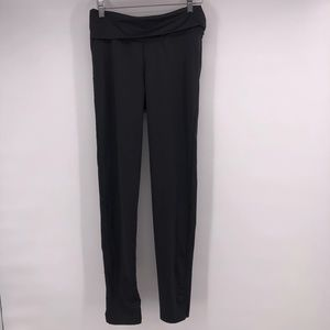 Danskin Leggings size large black full length